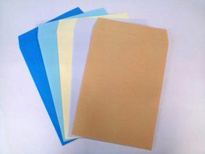 【超簡単!】メルカリ 分厚い本や複数の本の梱包を封筒で行う方法